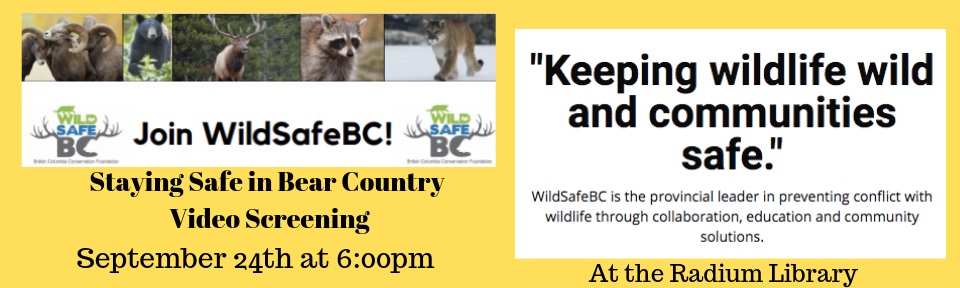 staying safe in bear country sept 24